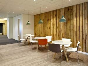 12 Bamboo Wall Cladding and Decoration Ideas
