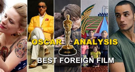 Best Foreign Oscar Analysis 2014 Best Foreign Awards News Way