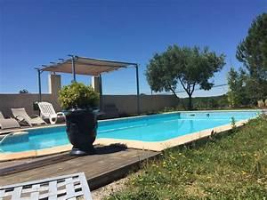 suberbe villa avec piscine vallon pont d arc dans l With location vallon pont d arc avec piscine