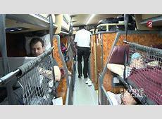 VIDEO Une bonne nuit en autocarcouchettes
