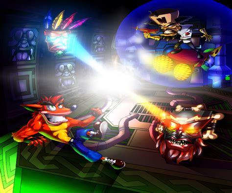 Crash Bandicoot Backgrounds Free Download
