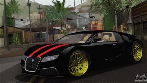 GTA 5 Adder for GTA San Andreas