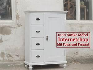 Shabby Chic Möbel : antike weisser shabby chic brotschrank almer k chenschrank ~ Orissabook.com Haus und Dekorationen