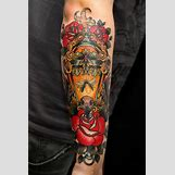 American Traditional Rose Tattoo For Men   700 x 1050 jpeg 82kB