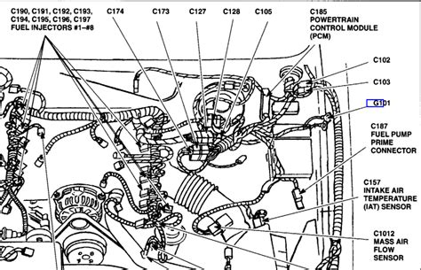 2000 Ford Crown Victorium V8 Engine Diagram by Does Anyone The Pin Out For A 2001 Ford Crown