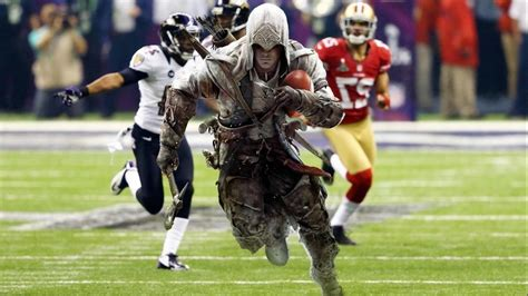 Assassins Creed Super Bowl Adobe Photoshop Video Games