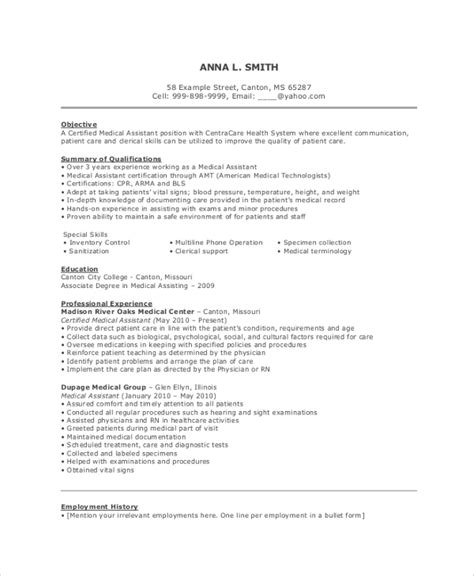 Looking for general assistant resume samples? FREE 9+ Resume Objective Samples in PDF | MS Word
