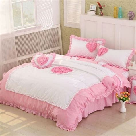 about ruffle princess bedding on