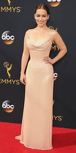 See Emilia Clarke's Best Red Carpet Looks InStyle com