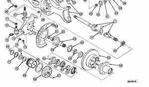 F250 4x4 Front Axle Diagram Pictures To Pin On Pinterest