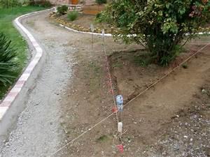 Bordure D Allée : pour ma famille pose pave bordure allee jardin ~ Preciouscoupons.com Idées de Décoration