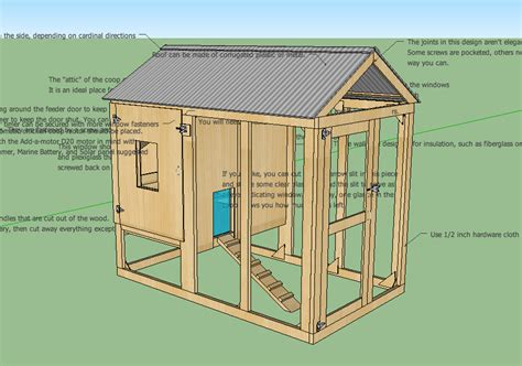 chicken pen plans woodwork playhouse coop plans pdf plans