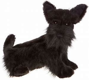 charlie bears scottie dog scottish terrier With charlie bear dog