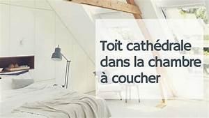 Chambre Coucher Avec Toit Cathdrale