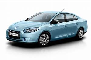 Renault Fluence : renault reveals production versions of all electric fluence z e and kangoo van z e ~ Gottalentnigeria.com Avis de Voitures