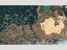 Trading RouteFishing Epheria Port to Valencia Black