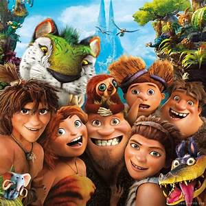 Picture of The Croods