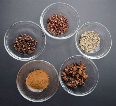 five spice recipe for chinese five spice powder food pinterest