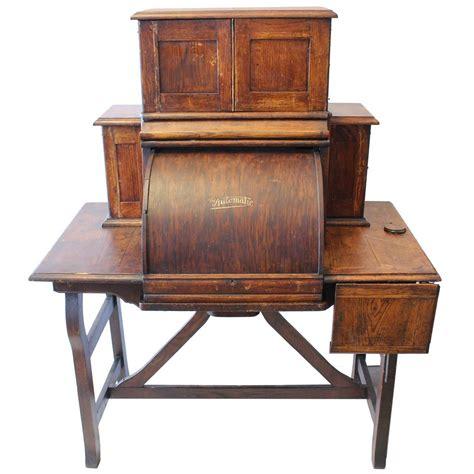 american desk antique american industrial mechanical desk for
