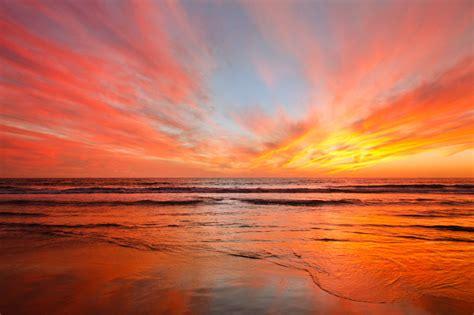filesunset  el porto california jpg