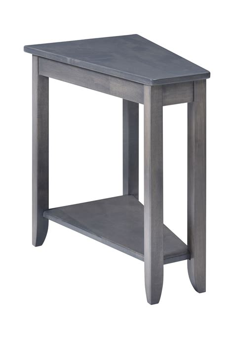 amish  wedge table hom furniture