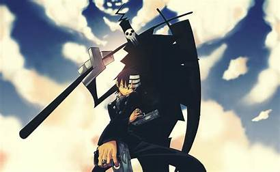 Eater Soul Anime Wallpapers Souleater Death Kid