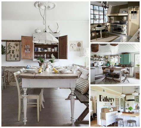 cuisine style romantique rénovation cuisine décorer une cuisine shabby chic élégante