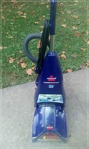 Bissell Powersteamer Clearview  U2022 Vacuumcleaness