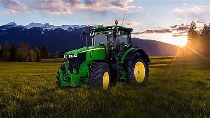 Tractor Deere John Desktop Wallpapers Resolution Baltana
