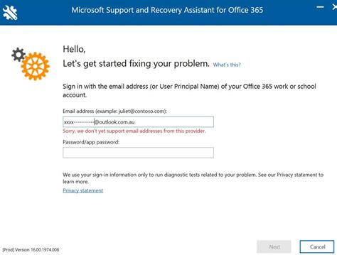 Office 365 Outlook Asking For Credentials by Outlook Continually Asking For Sign In Credentials And The
