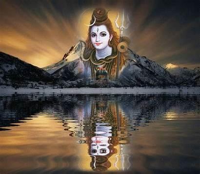 Shiva Lord Gifs Bholenath Bhole Shiv Mountain