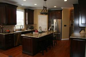 kraftmaid montclair cherry deason traditional With kitchen cabinets lowes with cherry blossoms wall art
