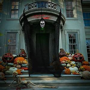 Halloween, Decorations, Creepy, Scary, Hanging, Ghost, Outdoor, Haunted, Yard, Decor