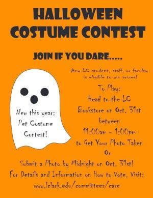 lc halloween costume contest care community