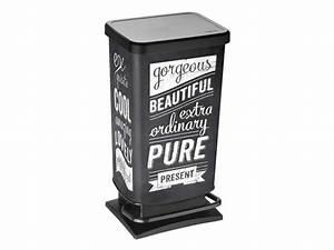 Poubelle Cuisine Pas Cher : poubelle de cuisine pas cher promo et soldes la deco ~ Dailycaller-alerts.com Idées de Décoration