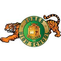 Image result for jones high school logo