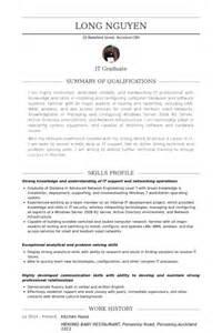 kitchen skills for resume kitchen resume sles visualcv resume sles database
