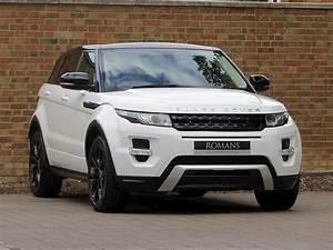 Range Rover Evoque Sd4 : 2012 used land rover range rover evoque 2 2 sd4 dynamic fuji white ~ Medecine-chirurgie-esthetiques.com Avis de Voitures