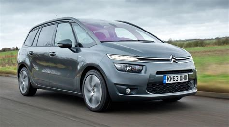 Citroen C4 Grand Picasso 1.6 Exclusive (2014) Review By