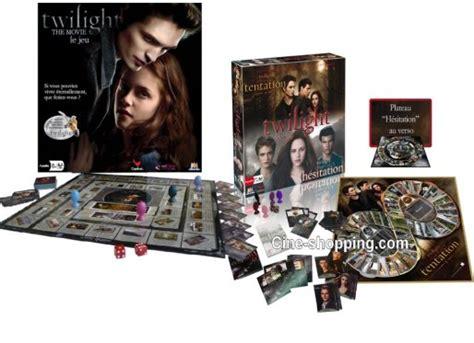 Le Jeu De Société Twilight  New Moon + Eclipse