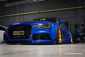 Audi A6 C7 Tuning : xenonz audi a6 c7 widebody tuning 16 audi a6 rs6 ~ Kayakingforconservation.com Haus und Dekorationen