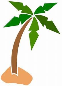 Cartoon Coconut Tree - ClipArt Best