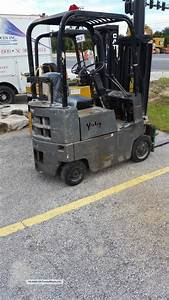 Yale Model Glc - 020 - Umt - 071