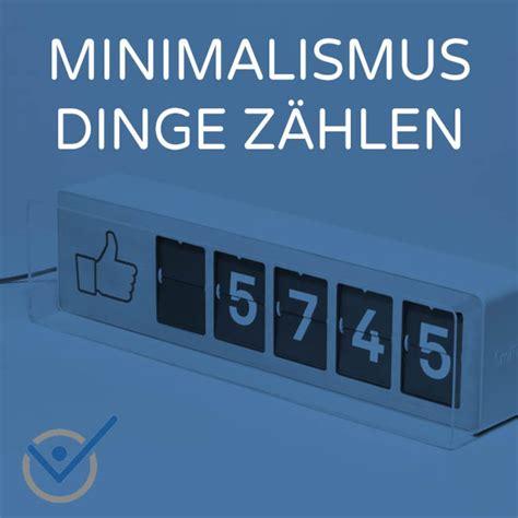 Minimalismus Leben minimalismus leben archives minimalismus aufr 228 umen ordnung