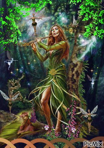 Celtic Goddess - PicMix