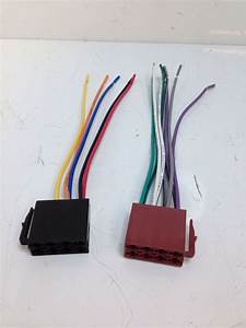 Car Radio Stereo Standard 16 Pin Wiring Harness Iso