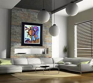 Idee Quadri Soggiorno ~ Il meglio del design degli interni