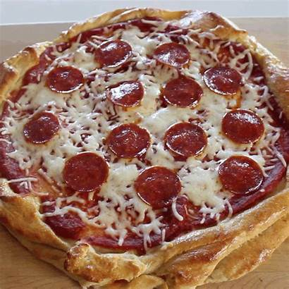 Pizza Cheese Crust Comfort Foods Grilled Bask