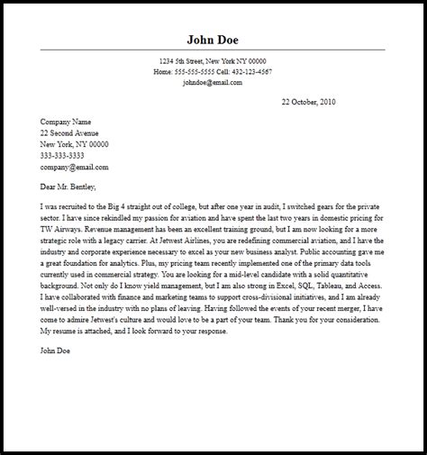 business analyst cover letter professional business analyst cover letter sle 60082