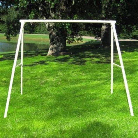 flexible flyer metal lawn swing frame contemporary